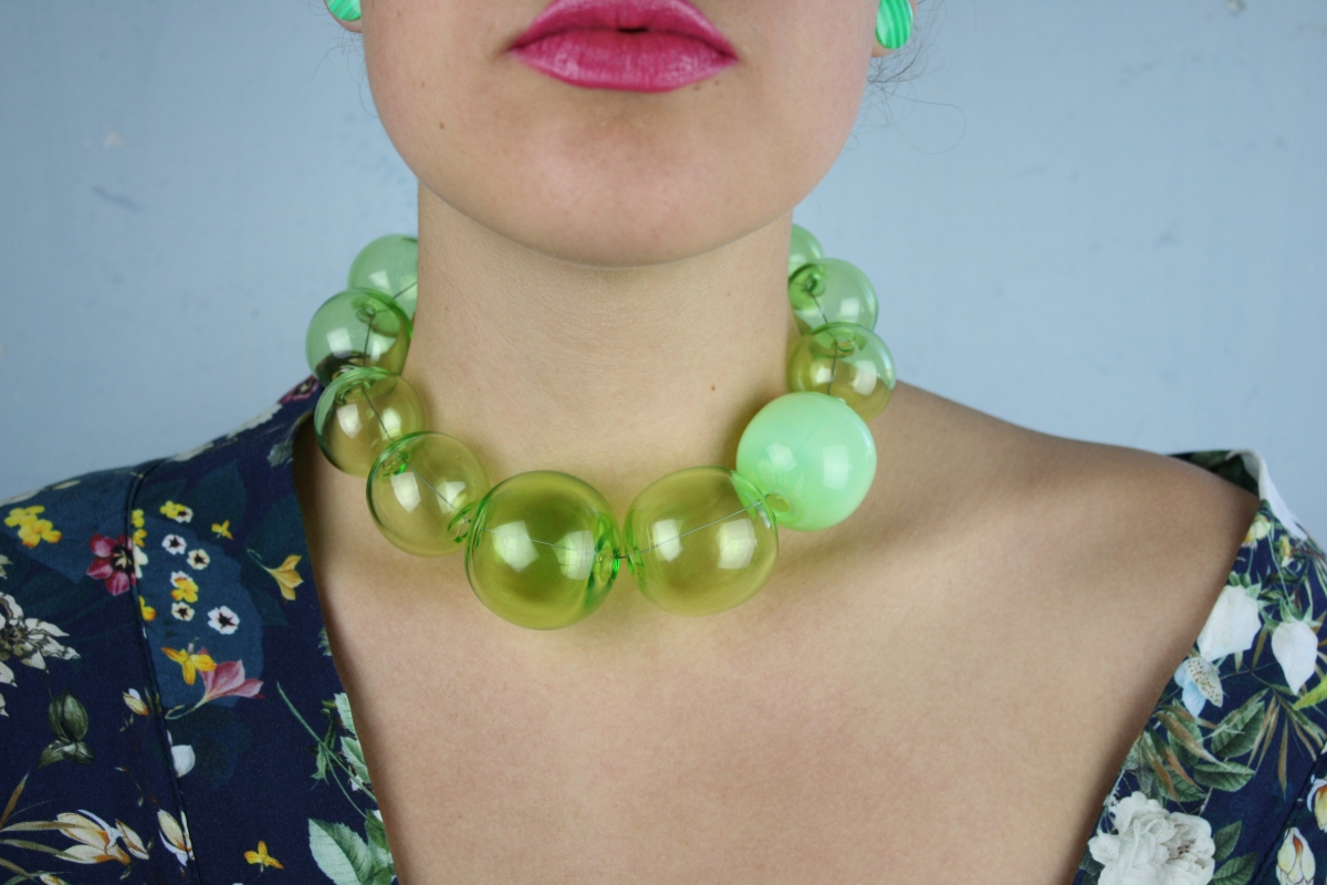 Lime Baubles